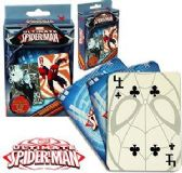 24 Units of Spiderman Jumbo Playing Cards - Playing Cards, Dice & Poker