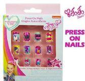 96 Units of JoJo Siwa 12 Piece Press On Nails - Manicure and Pedicure Items