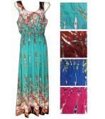 48 Units of Lady's Summer Dress/Color size assorted - Womens Sundresses & Fashion