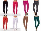 12 Units of SUMMER LEGGIN TIGHTS ASSORTED COLORS DOZEN - Womens Leggings