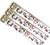 48 Units of Skull Printed Belt - Kid Belts