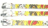 48 Units of Skull & Heart Printed Belt - Kid Belts