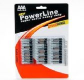 "48 Units of 30 Piece ""AAA"" Batteries - Batteries"