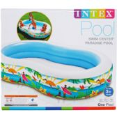 "3 Units of 103""X63"" SWIM CENTER POOL, AGE 3+, IN COLOR BOX - Summer Toys"