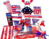 1000 Units of Assorted Americana Items - Americana