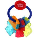 30 Units of Bright Starts Polar Gel Teether Keys - Baby Toys