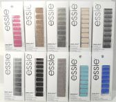 50 Units of Essie Sleek Sticks Nail Stickers - Manicure and Pedicure Items