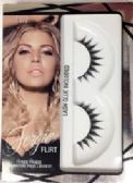 100 Units of Wet n Wild Fergie Fringe Faux Eyelashes - Cosmetic Cases