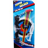 "36 Units of 17.5"" BOW & SOFT ARROWS PLAY SET IN BLISTER CARD - Toy Sets"