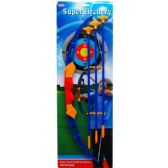 36 Units of SUPER ARCHERY PLAY SET TIED ON CARD - Summer Toys