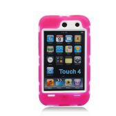 12 Units of IT4 Heavy Duty Cell Phone Case In Pink And White - Cell Phone Accessories