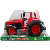 "18 Units of 10"" F/F FARM TRACTOR ON PLATFORM W/ COVER - Cars, Planes, Trains & Bikes"