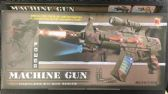 12 Units of POWER GUN/BLACK - Toy Weapons