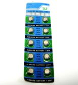 72 Units of 10 Piece 1.55 v Laser Battery - Batteries