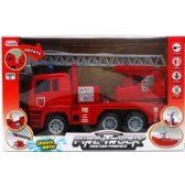 """12 Units of 10"""" F/W FIRE TRUCK W/ WATER SHOOTER IN WINDOW BOX - Cars, Planes, Trains & Bikes"""