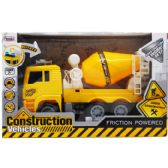"""12 Units of 10"""" F/W CONSTRUCTION TRUCK IN WINDOW BOX - Cars, Planes, Trains & Bikes"""