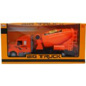 12 Units of CONSTRUCTION MIXER TRUCK IN WINDOW BOX - Cars, Planes, Trains & Bikes