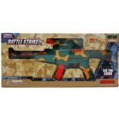 "24 Units of 16"" B/O TOY GUN W/ LIGHT & SOUND IN WINDOW BOX - Toy Weapons"