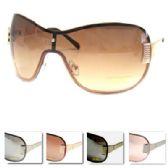 36 Units of -Unisex Style(Dozen) Color Assorted - Sunglasses