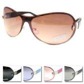 36 Units of Fashion Style (Dozen) Color Assorted - Sunglasses