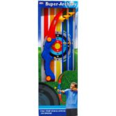 "12 Units of 25"" SUPER ARCHERY PLAY SET IN OPEN BOX - Darts/Archery Sets"