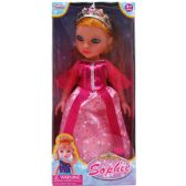"12 Units of 13"" PRINCESS SOPHIE DOLL IN WINDOW BOX, 2 ASSRT - Dolls"