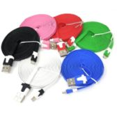 48 Units of 10 ft Assorted Colors Lightning Cable for iPhones - Cell Phone Accessories