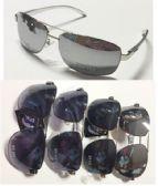 36 Units of Men Full Frame Sunglasses - Sunglasses