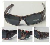 36 Units of Man's Plastic Sunglasses - Sunglasses