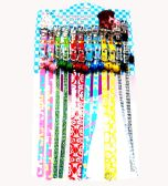 120 Units of Collars with/ bell Color assorted - Pet Collars and Leashes
