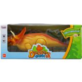 "18 Units of 13"" B/O DINO. CENTOSAURUS IN WINDOW BOX, 2 ASSRT CLRS - Animals & Reptiles"