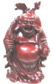 -Happy Buddha/ Size:15x28 - Home Decor