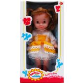 """12 Units of 10"""" ANDREA AND FRIENDS DOLL IN WINDOW BOX, 2 ASSRT - Dolls"""