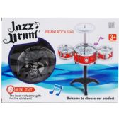 12 Units of 6PC BIG BAND DRUM PLAY SET IN COLOR BOX - TOY SETS
