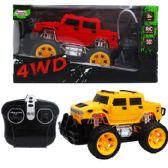 "12 Units of 4CH 7.75"" R/C 4WD TRUCK IN WINDOW BOX, 2 ASSRT - Cars/Planes/Train/Bikes"