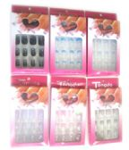 72 Units of Nail Set / Color assorted - Nail Care