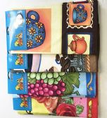 60 Units of Kitchen Towel Design Assorted - Towels