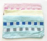 24 Units of Towel WashCloth Color assorted - Towels
