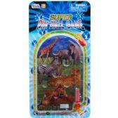 72 Units of MINI PINBALL GAME ON BLISTER CARD - Magic & Joke Toys