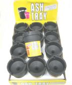 72 Units of ASH TRAY - Ashtrays(Plastic/Glass)