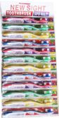 48 Units of 12 Pecies Pack Toothbrush - Toothbrushes