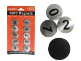 96 Units of 10 Pc Magnets - MAGNETS/REFG. MAGNETS/SHAPE MG