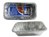 72 Units of 3pc Aluminum Loaf Tins - Aluminum Pans