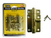 "72 Units of 2pc Door & Window Barrel Bolts Size: 3"" L - Hardware Miscellaneous"