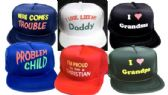 36 Units of Youth Hat Assortment - Kids Baseball Caps