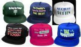 36 Units of Youth Hat Assortment - Kids Baseball Caps