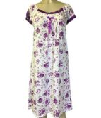 24 Units of Nines Lady's House Dress. Size large - Ladies Lingerie / Sleep Wear