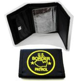 60 Units of Border Patrol Wallet - Leather Wallets