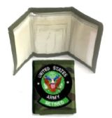 24 Units of Military Wallet - Wallets