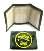 60 Units of Wallet - Border Patrol - Leather Wallets